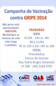 Campanha da Vacinacao 2014