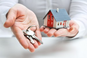 House and keys