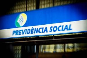 Fachada de agência  Instituto Nacional de Seguro Social (INSS)