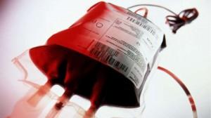bolsa sangue